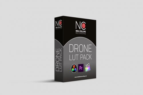 Drone LUT Pack